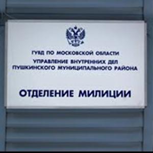 Отделения полиции Лучегорска
