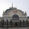 Железнодорожные вокзалы в Лучегорске