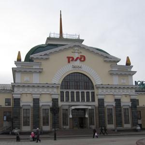 Железнодорожные вокзалы Лучегорска